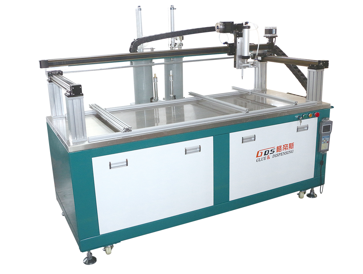 TD-1560 Floor Stand Three-axis Glue Dispensing Machine