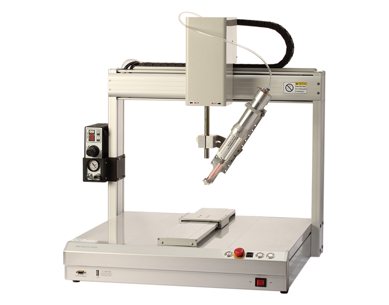 TD-400R Desktop Four-axis Glue Dispensing Machine