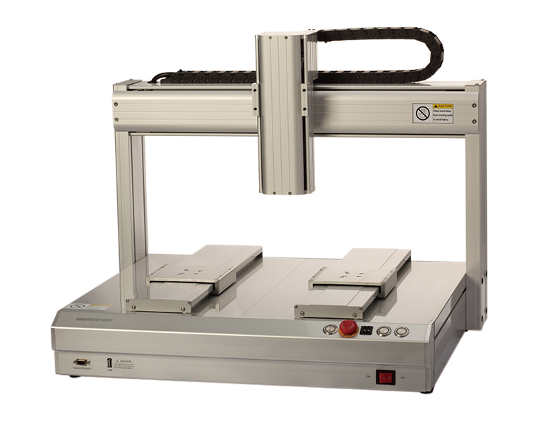 TD-500DY Desktop Double Y Axis Glue Dispensing Machine