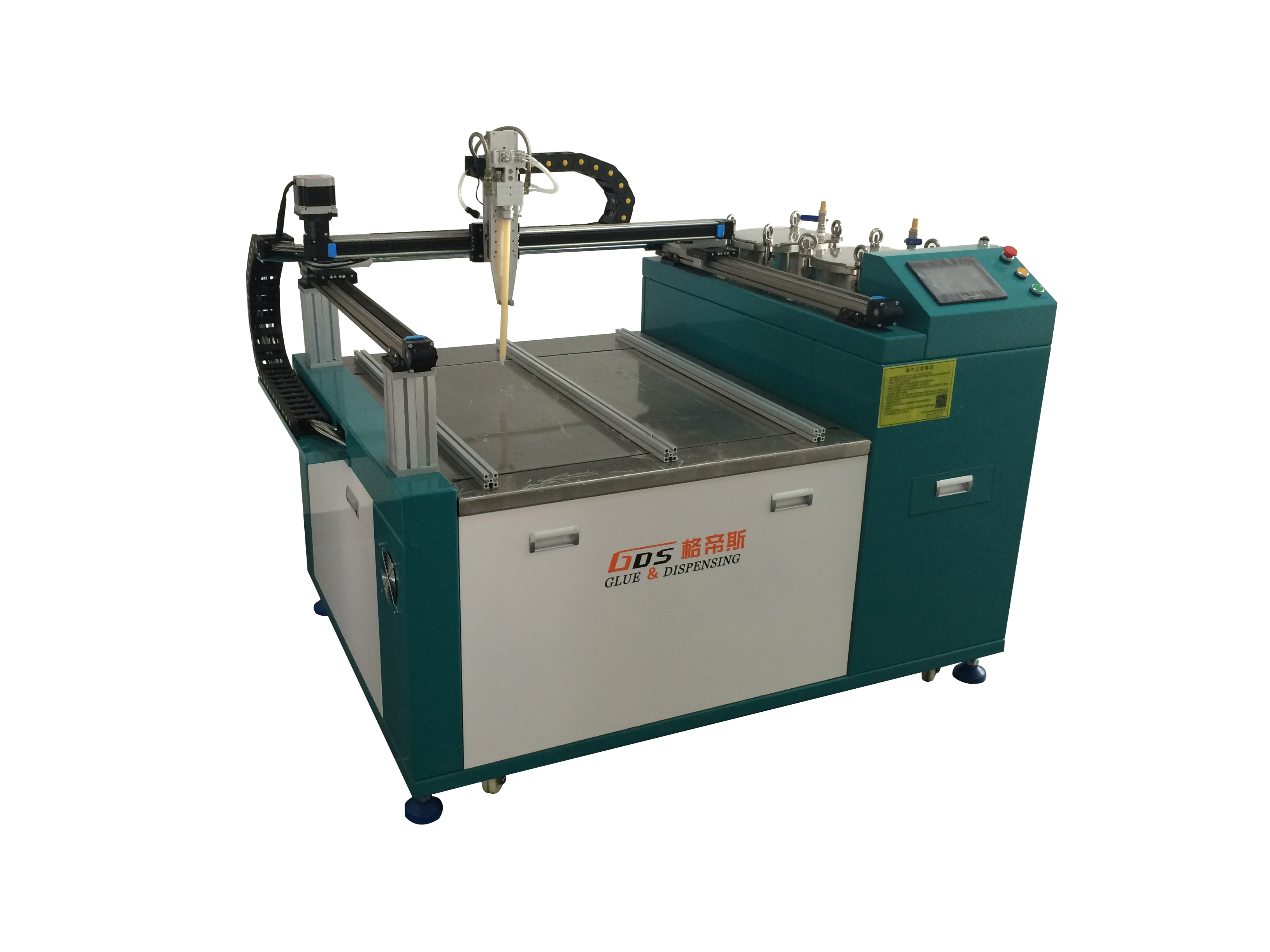 MG-8080/MG-1280 Full Automatic AB Glue Mixing & Dispensing Machine