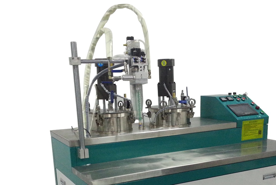 MG-315 Semi-automatic AB Glue Mixing & Dispensing Machine_AB Glue