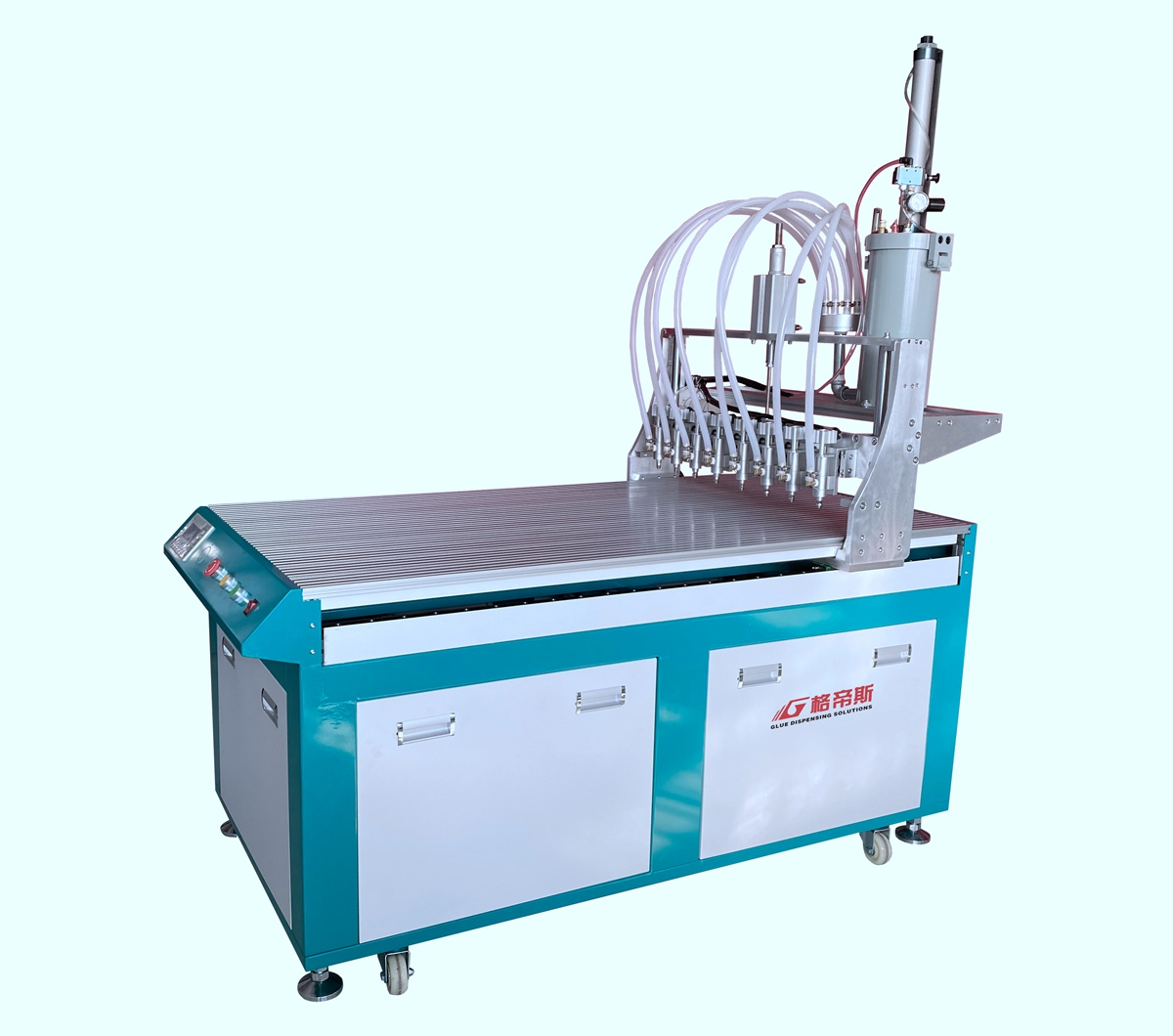 HTD-1265 Glue Dispensing Machine for Panel Light