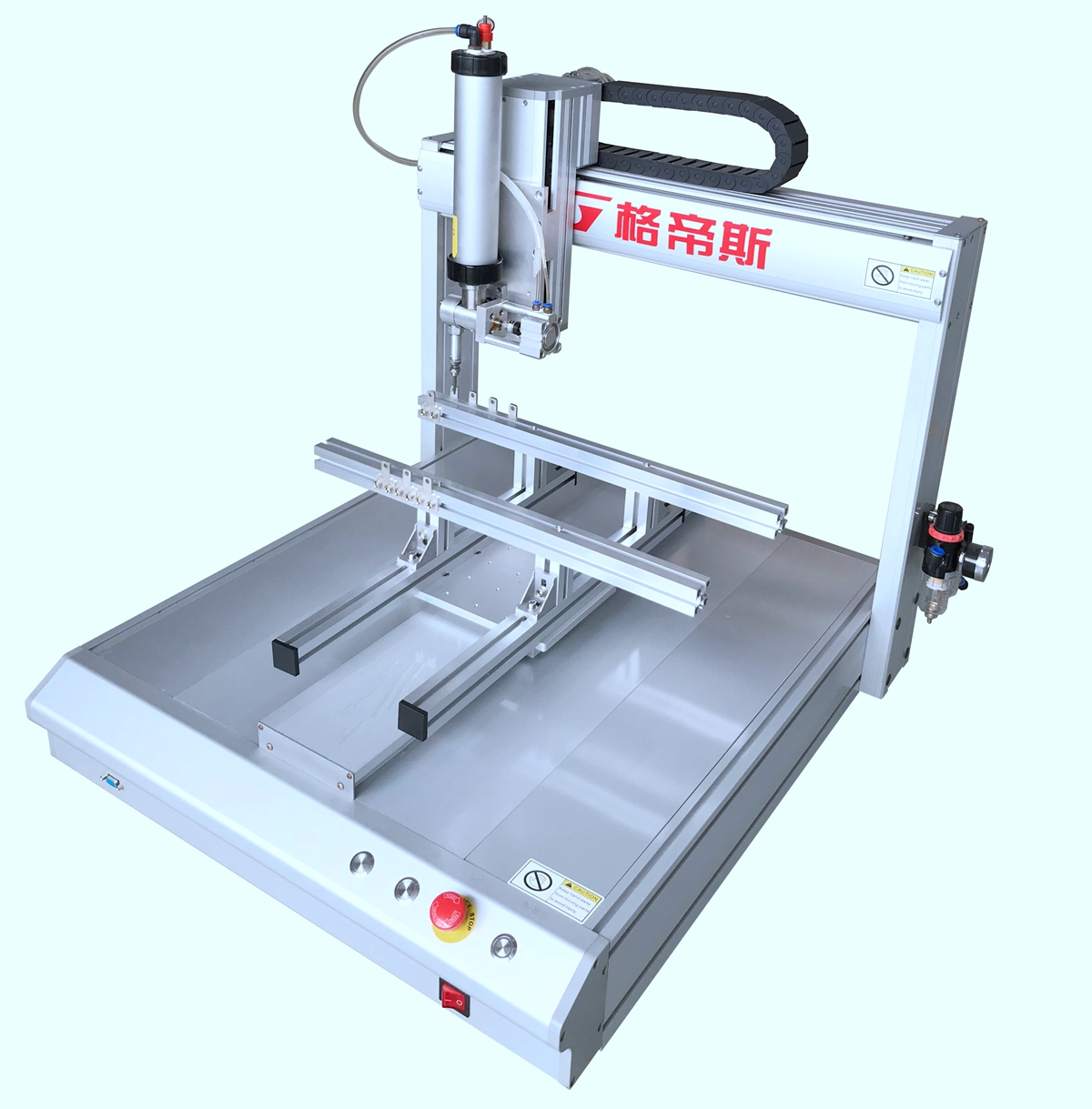 TD-600 Desktop Three-axis Glue Dispensing Machine