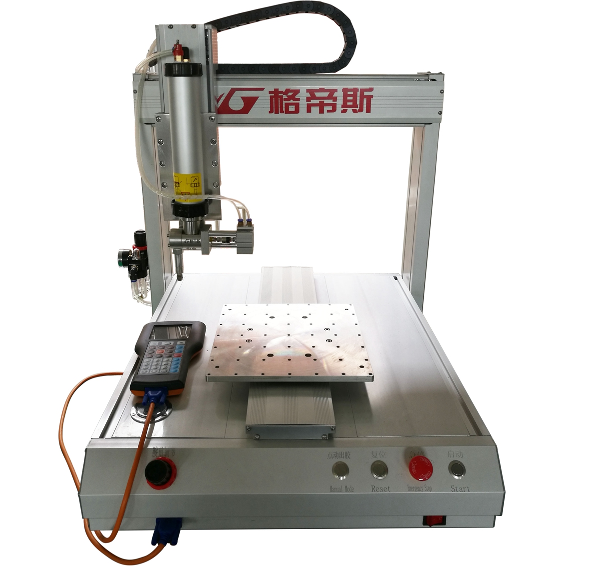 TD-500/TD-530 Desktop Three-axis Glue Dispensing Machine