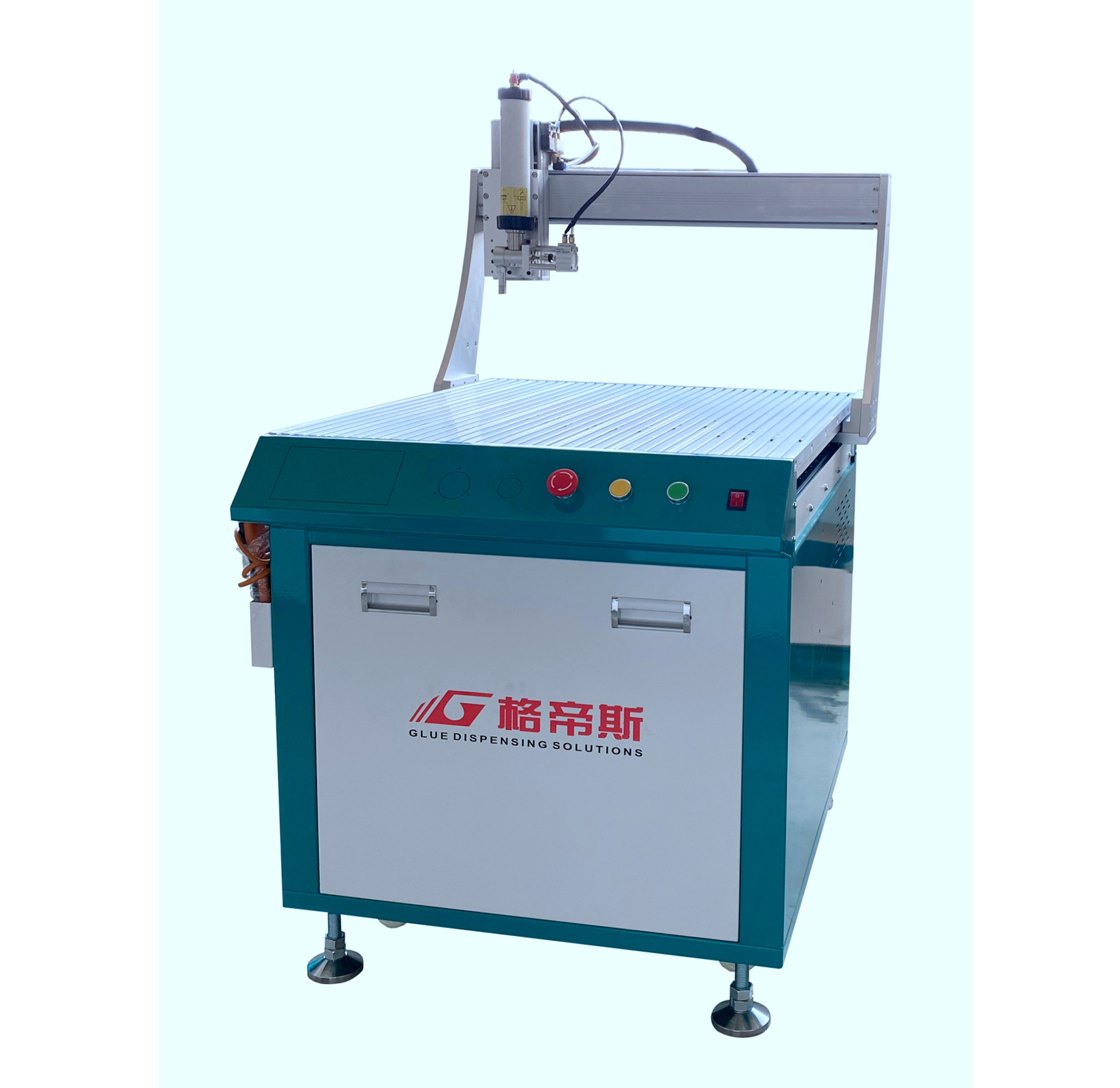 HTD-600 Three-axis Glue Dispensing Machine