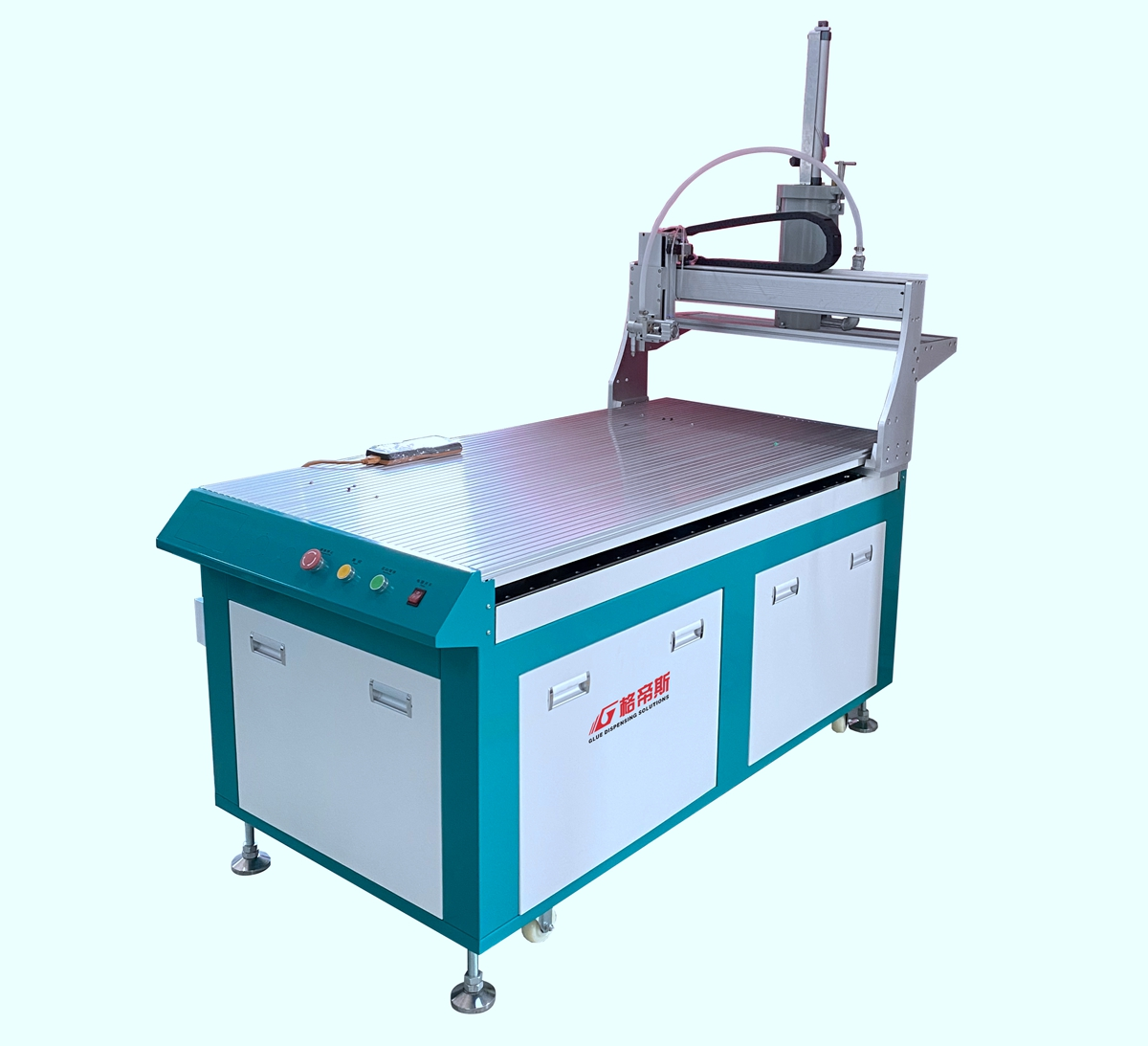 HTD-1265 Three-axis Glue Dispensing Machine