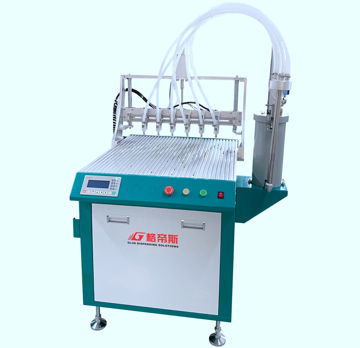 HTD-600 Glue Dispensing Machine for Panel Light