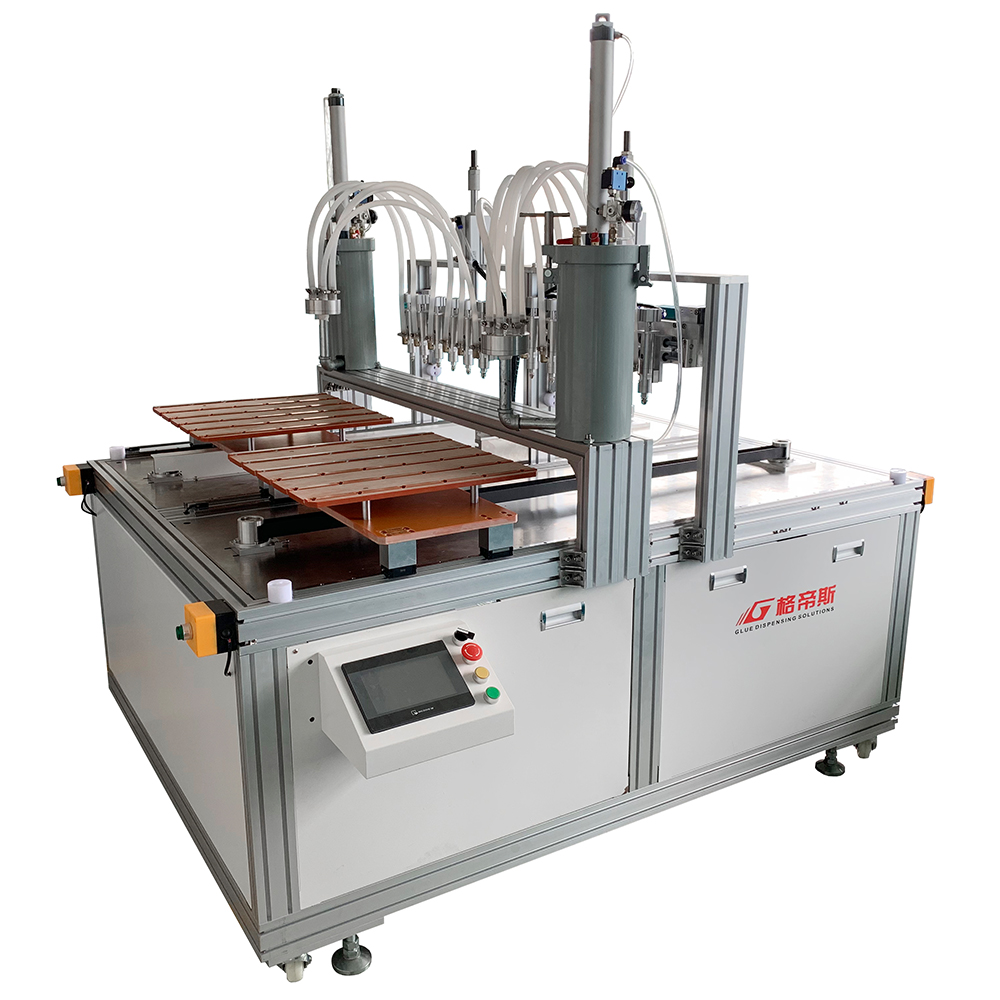 TD-6060 Floor-stand Three-axis Glue Dispensing Machine